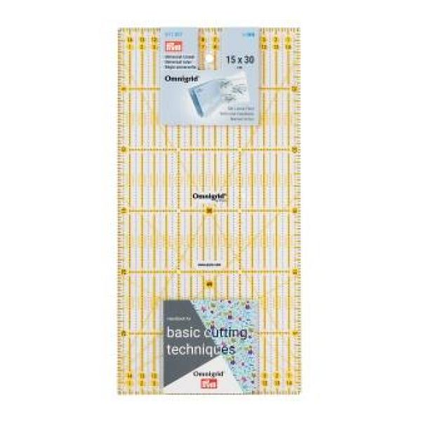 Universal Lineal Prym Patchworklineal 15x30cm